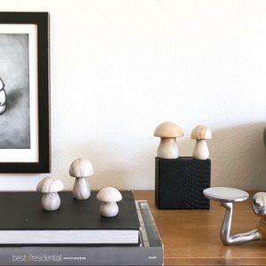 Other - Italian Marble Mushroom Sculpture Sets